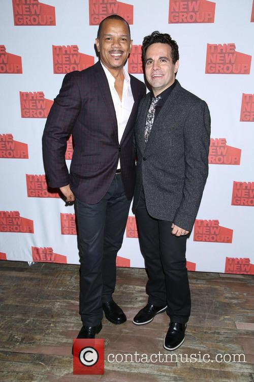 Jerry Dixon and Mario Cantone 2