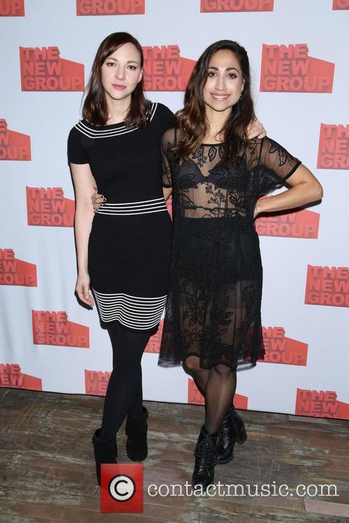 Erin Darke and Annapurna Sriram 1