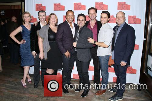 Cynthia Nixon, Matt Mcgrath, Ashlie Atkinson, Jerry Dixon, Mario Cantone, Malcolm Gets, Francisco Pryor Garat and Mark Gerrard 5