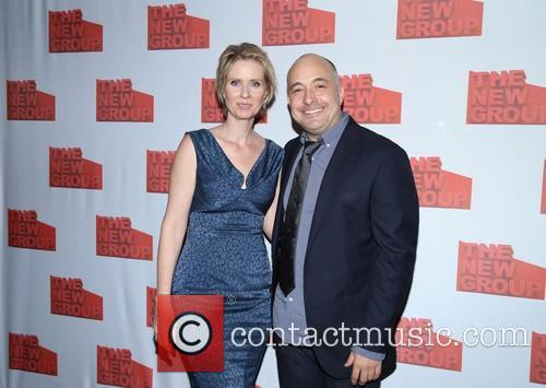 Cynthia Nixon and Mark Gerrard 7