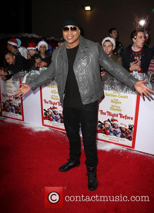 Los Angeles World Premiere of 'The Night Before'...