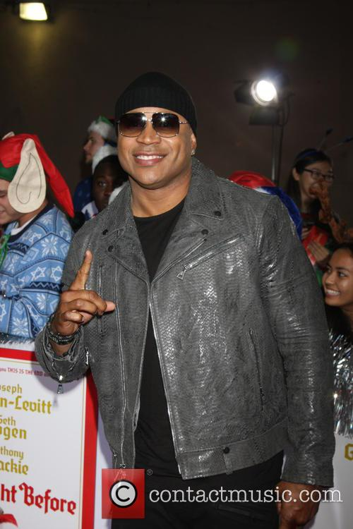 Ll Cool J and Aka James Todd Smith 1