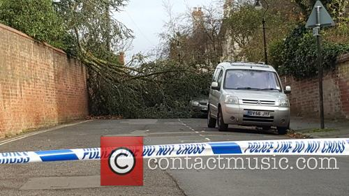 Weather damage in Worcester