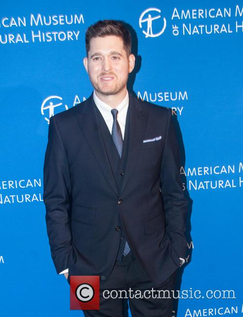 Michael Buble's Son Noah Will Be Able To Spend Christmas With Family
