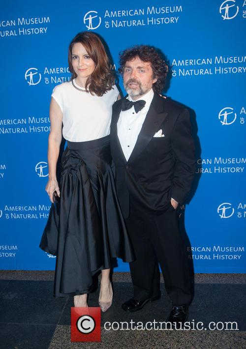 Tina Fey and Jeff Richmond 3