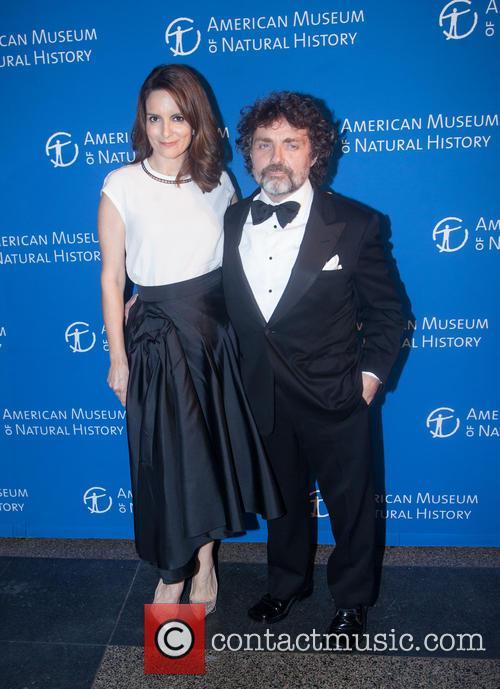 Tina Fey and Jeff Richmond 4
