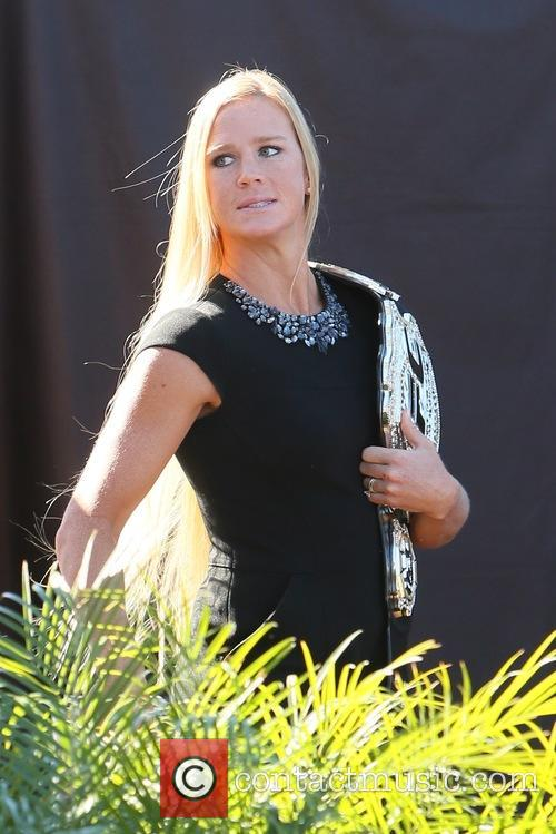 Holly Holm 1