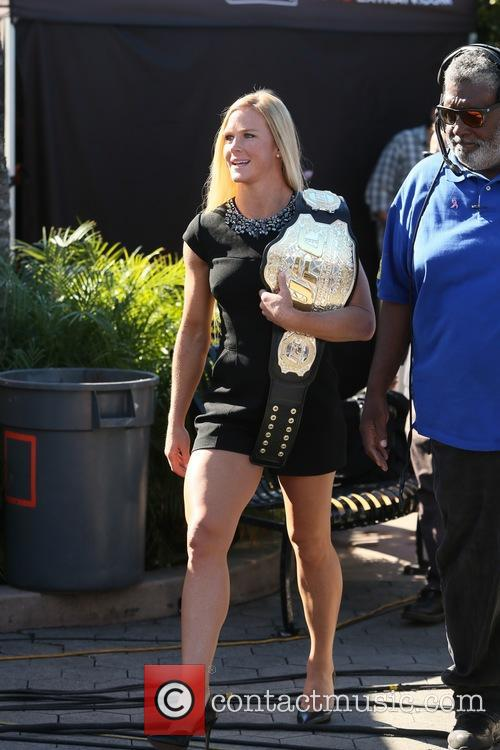 Holly Holm 9