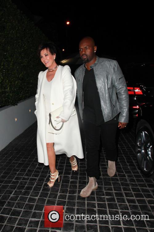 Kris Jenner and Corey Gamble 2