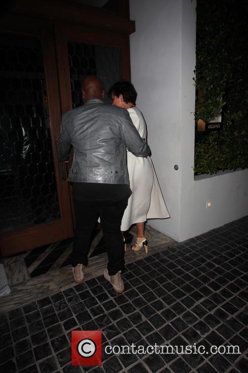 Kris Jenner and Corey Gamble 6