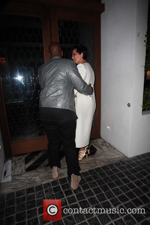 Kris Jenner and Corey Gamble 7
