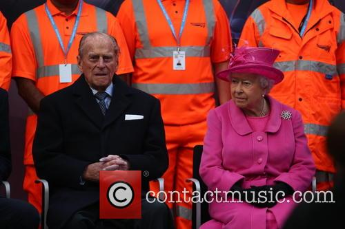 Queen Elizabeth Ii, Prince Philip and Duke Of Edinburgh 2