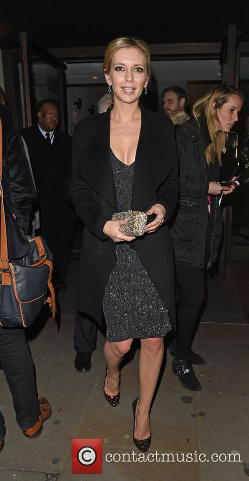 The ITV Gala afterparty - Departures