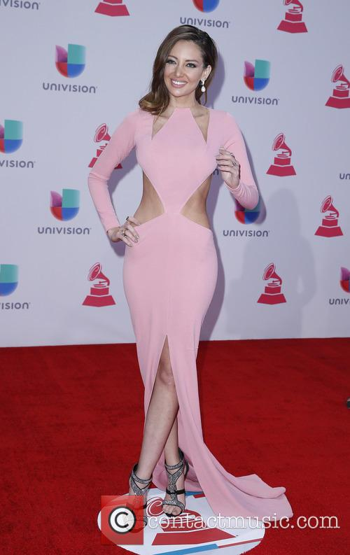 Latin Grammy Awards and Patricia Zavala 1