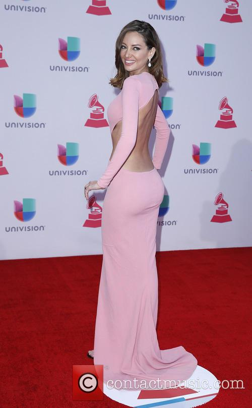 Latin Grammy Awards and Patricia Zavala 2