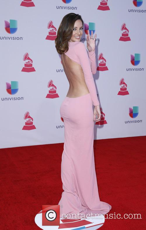 Latin Grammy Awards and Patricia Zavala 3