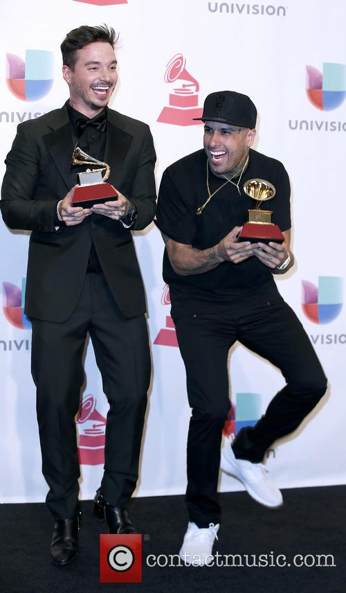J Balvin and Nicky Jam 1
