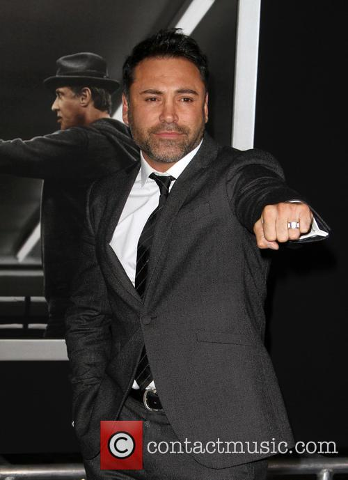 Oscar De La Hoya 1