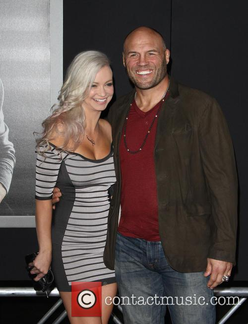 Randy Couture and Mindy Robinson 3