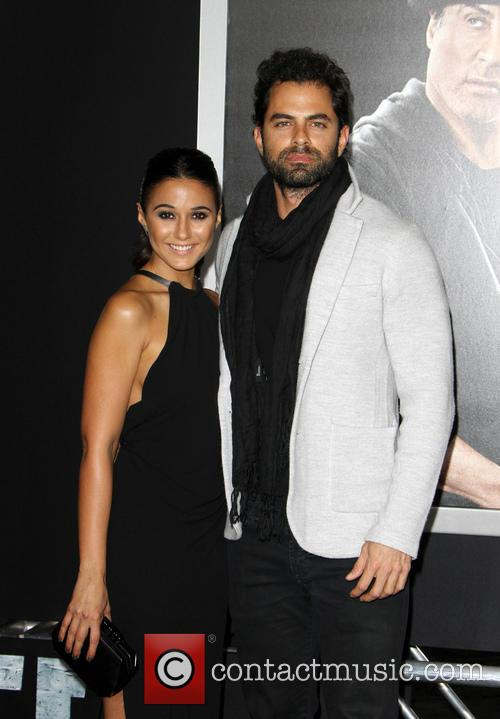 Emmanuelle Chriqui and Adrian Bellani 3