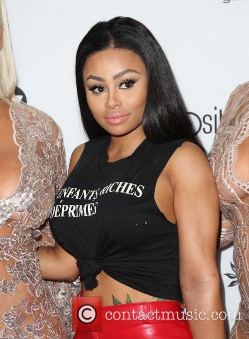 Blac Chyna's Texas Airport Arrest Also Included Drug Possession Bust