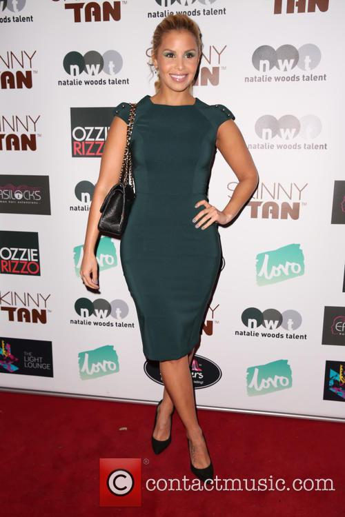 Skinny Tan Product Launch Party  - Arrivals