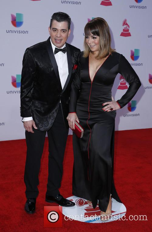 Maria Simon, Rafael Pollo Brito and Latin Grammy Awards