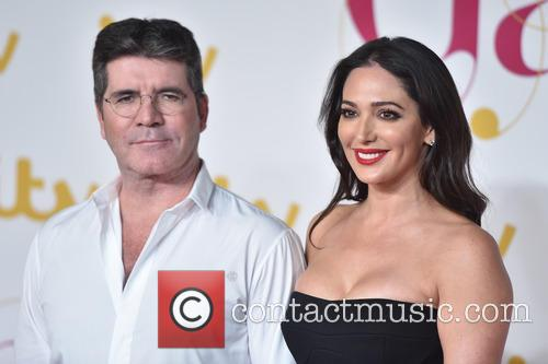 Lauren Silverman and  simon Cowell 7