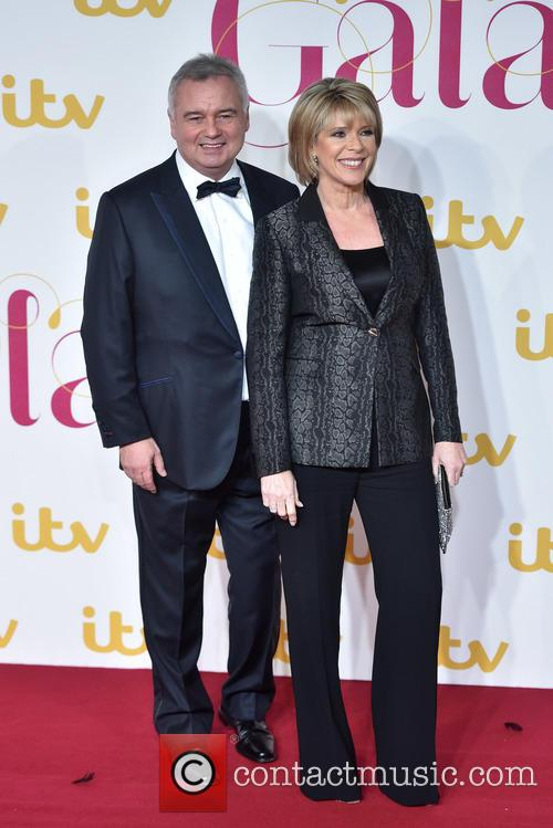 Eamonn Holmes and Ruth Langsfrod 1