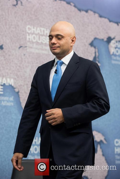 Sajid Javid at Chatham House