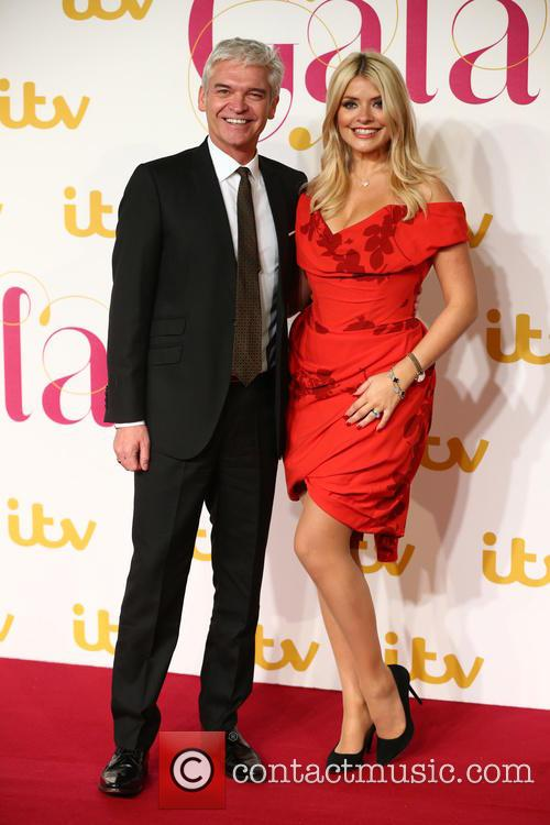 Phillip Schofield and Holly Willoughby 2