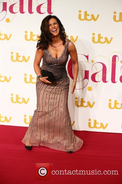 Susanna Reid - The ITV Gala - Arrivals | 11 Pictures | Contactmusic com