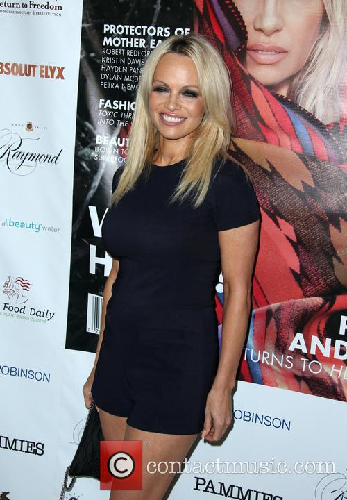 Pamela Anderson Wants People To Stop Watching Porn And Focus On Better Sex