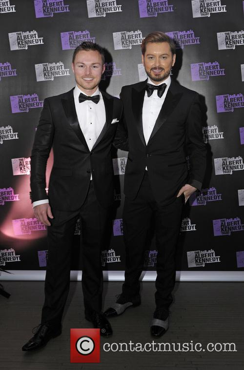 Brian Dowling and Andrew Hayden-smith 1