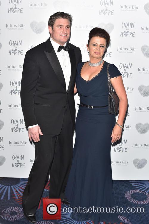 Conrad Murray and Karen Hardy 1