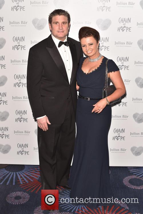 Conrad Murray and Karen Hardy 2