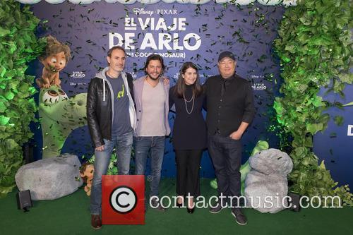 Sohn, Denise Ream, Manuel Carrasco, Juan Carlos Navarro and The Good 5
