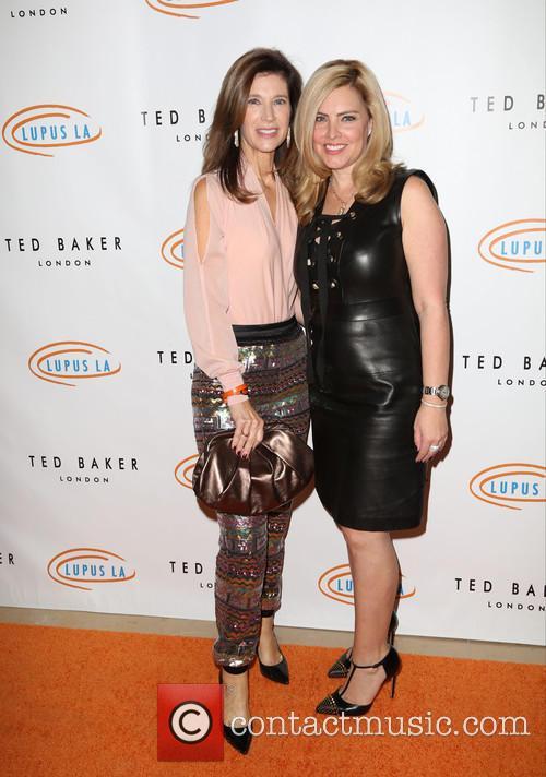 Perri Ellen Berne and Guest 1
