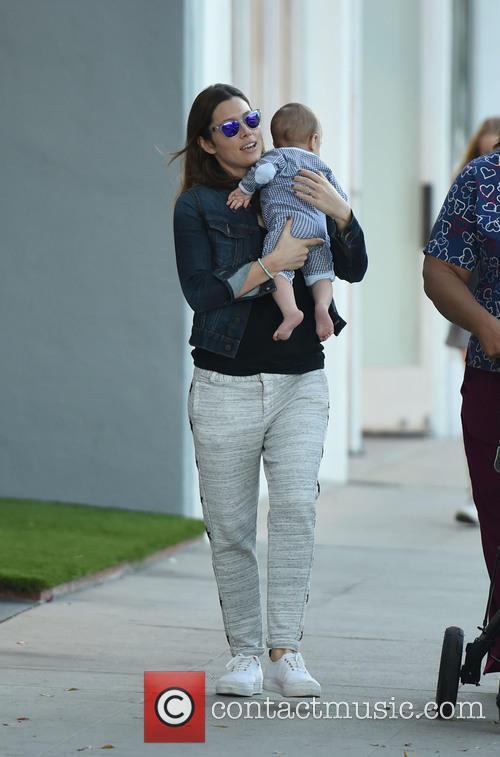 Jessica Biel and Silas Randall Timberlake 7