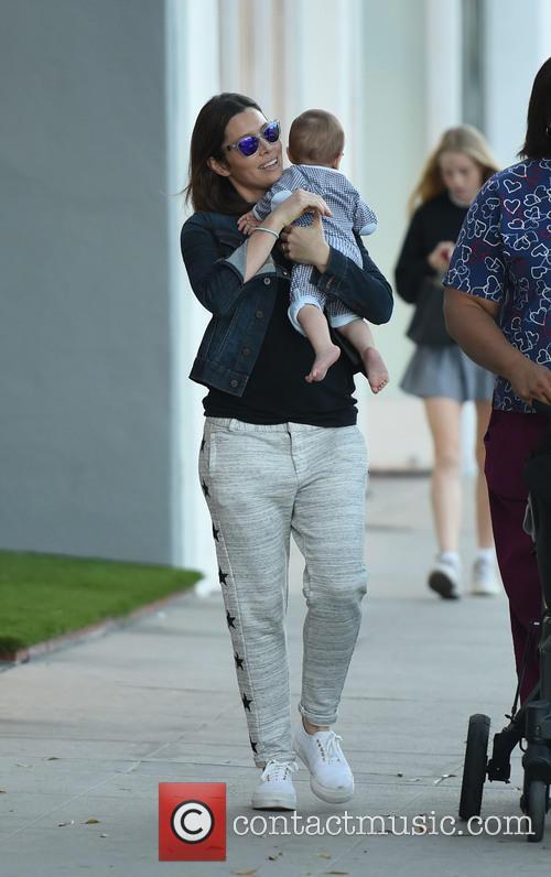 Jessica Biel and Silas Randall Timberlake 11