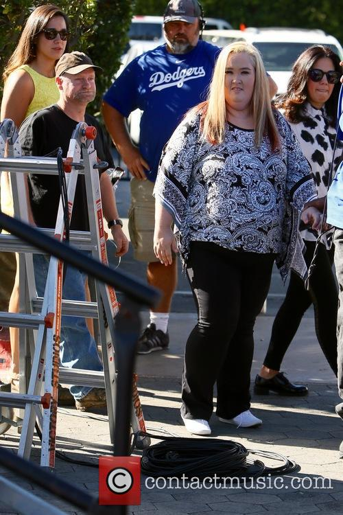 Mama June and Sugar Bear 6