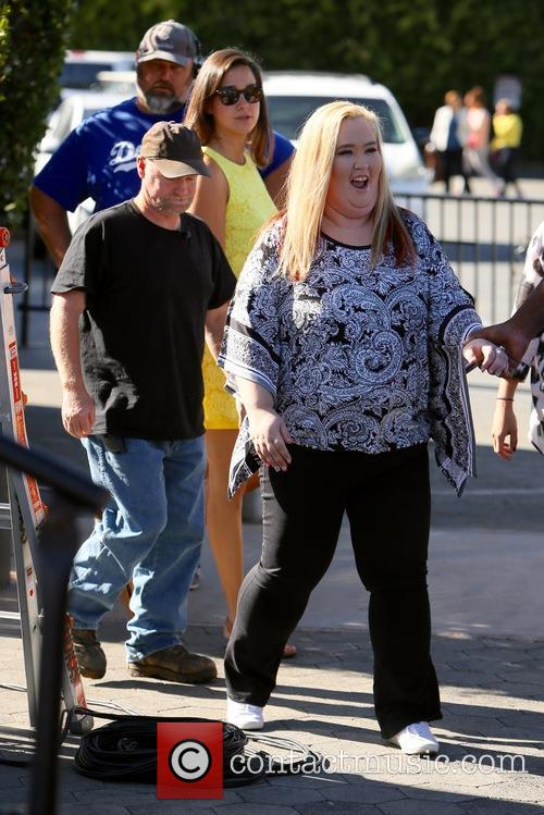 Mama June and Sugar Bear 9
