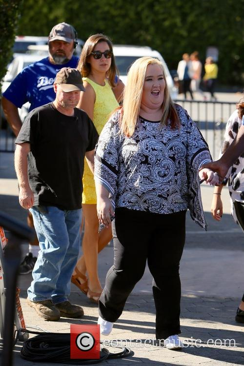 Mama June and Sugar Bear 10