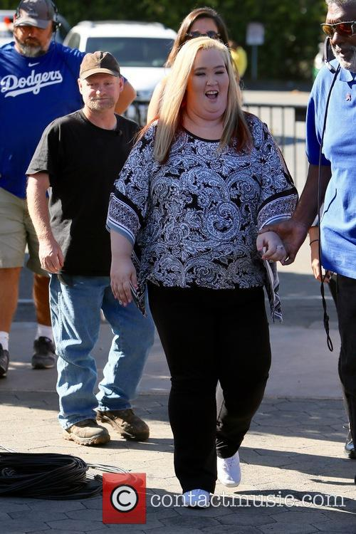 Mama June and Sugar Bear 11