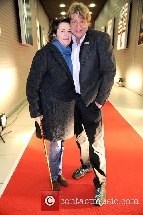 Annette Freiwald and Walter Freiwald 1