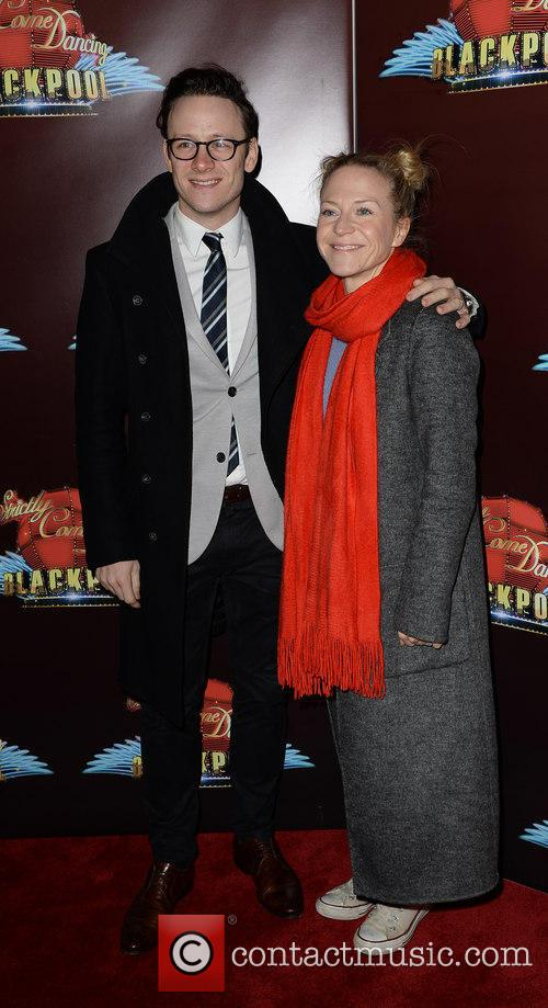 Kevin Clifton and Kellie Bright 1
