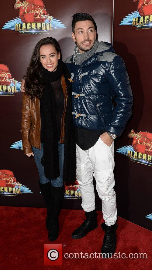 Georgia May Foote and Giovanni Pernice 2