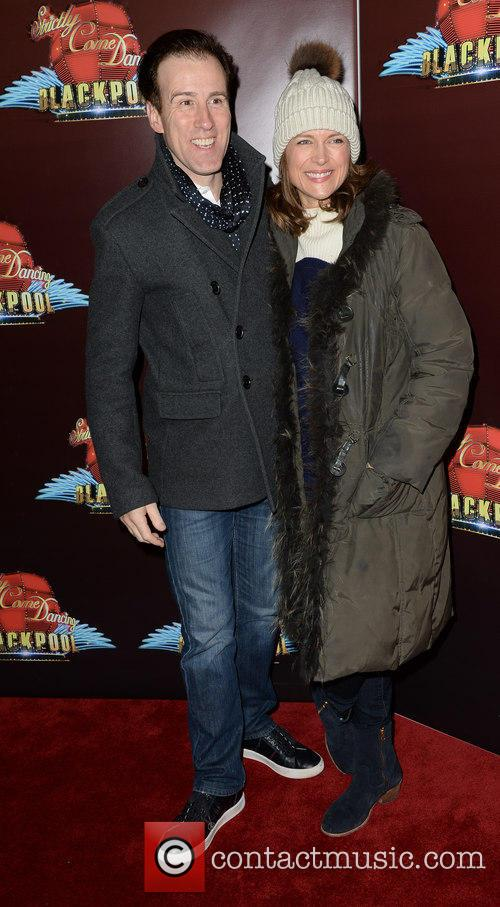 Katie Derham and Anton Du Beke 2