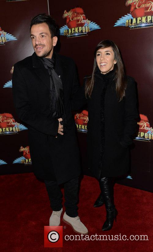 Peter Andre and Janette Manrara 6