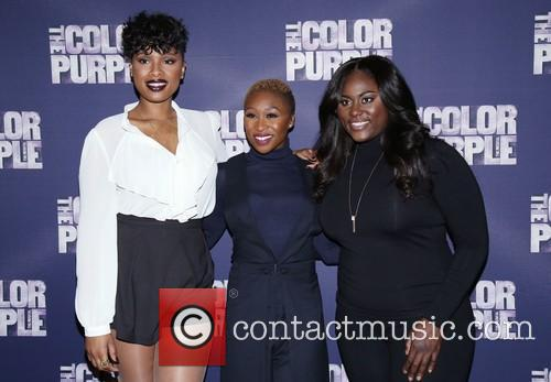 Jennifer Hudson, Cynthia Erivo and Danielle Brooks 10